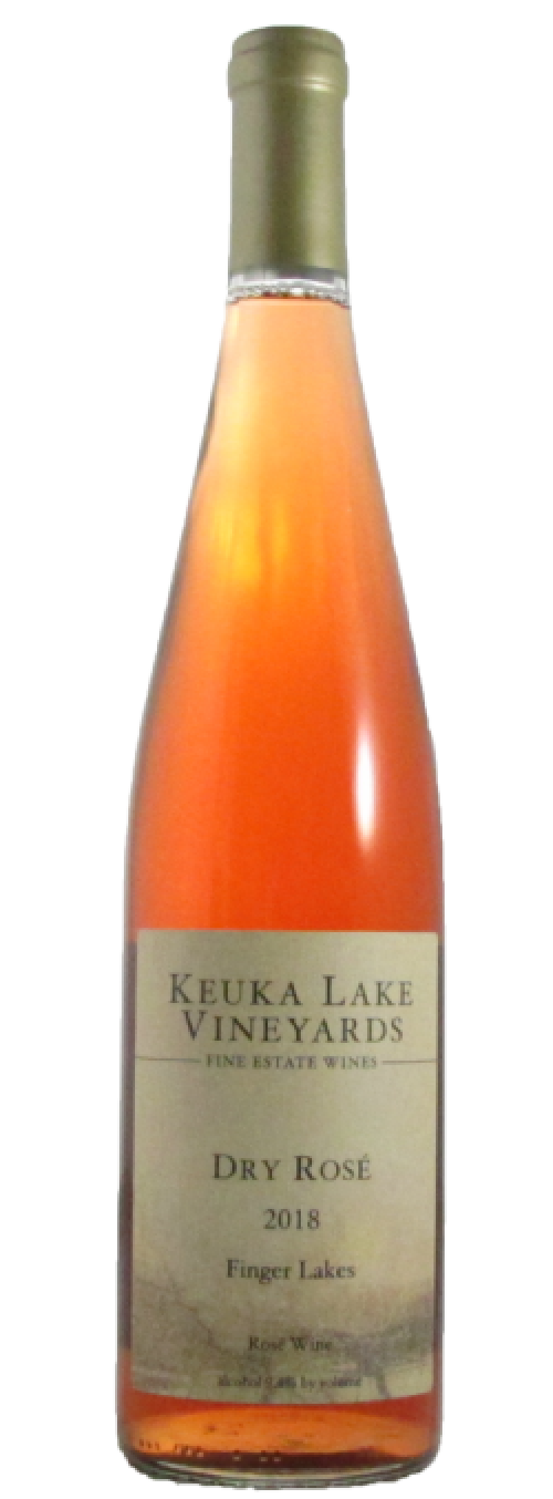2018 Keuka Lake Dry Rose 750ml