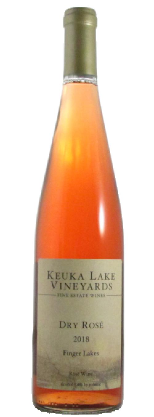 2018 Keuka Lake Dry Rose 750Ml