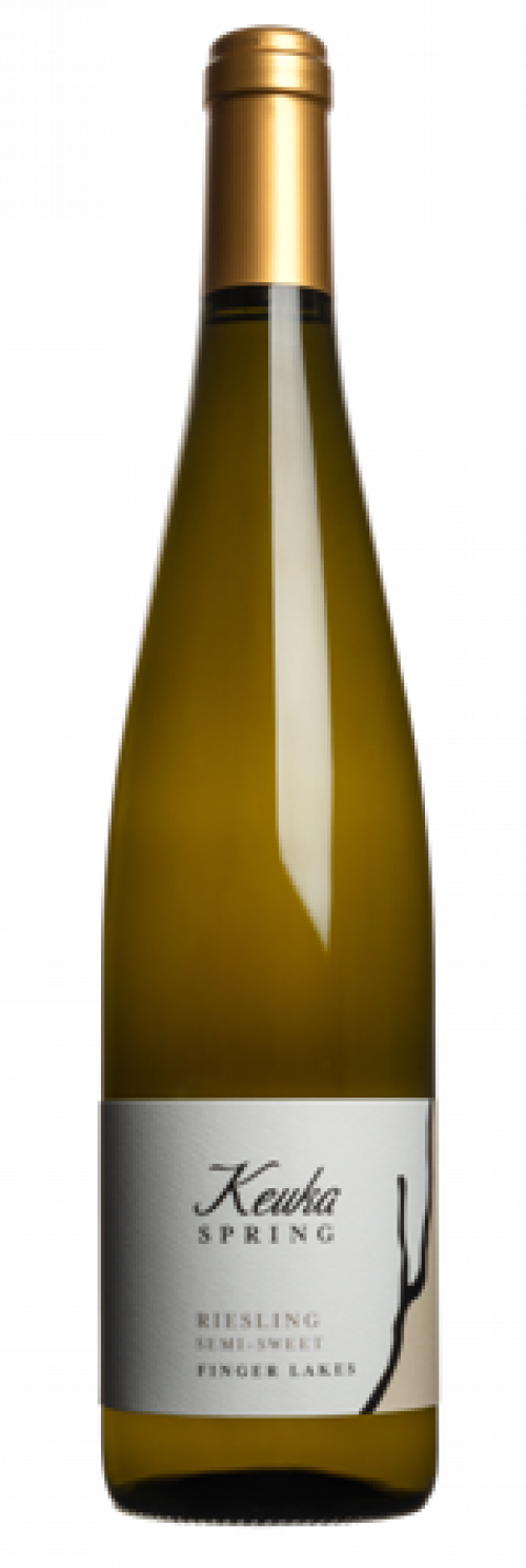 2019 Keuka Spring Semi-Sweet Riesling 750ml