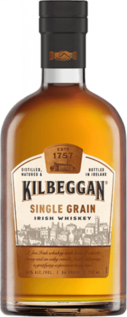 Kilbeggan Single Grain 750ml