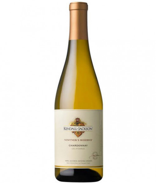 2017 Kendall Jackson Vintners Reserve Chardonnay 750ml