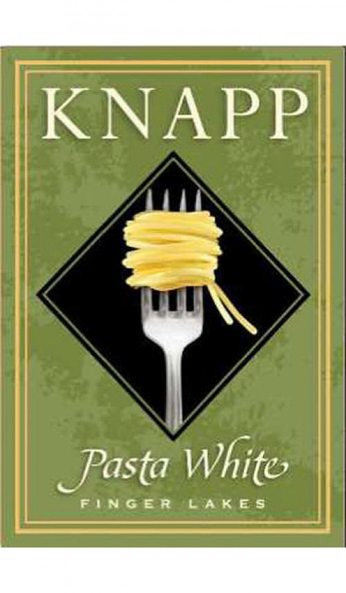 Knapp Pasta White 750ml NV