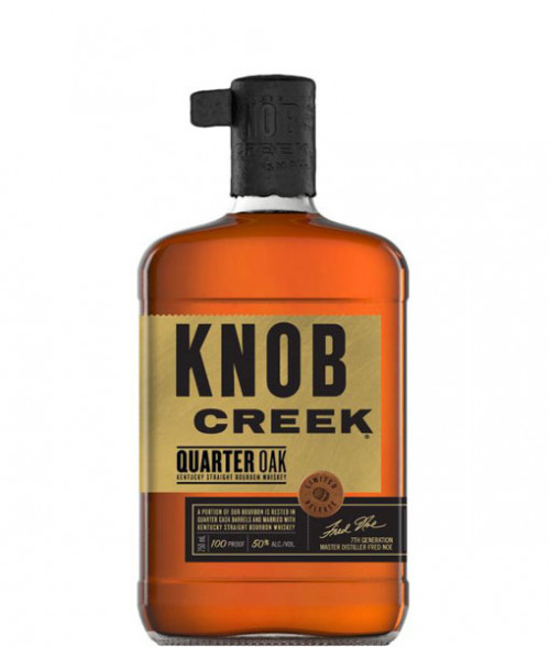 Knob Creek Quarter Oak Straight Bourbon 750ml