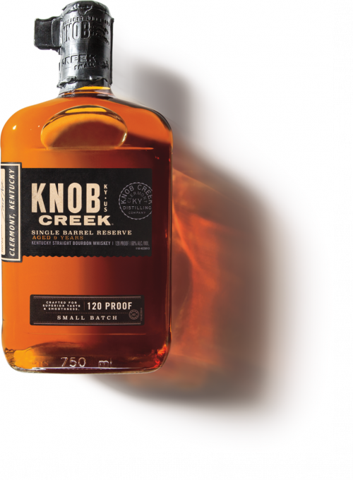 Knob Creek Single Barrel Reserve 750ml