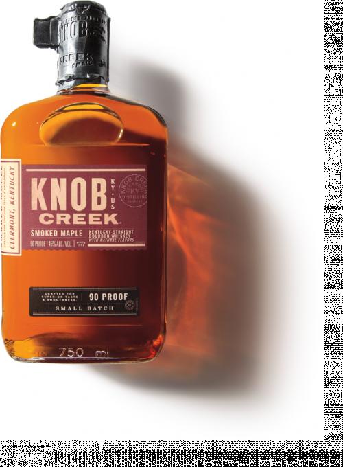 Knob Creek Smoked Maple Bourbon 750ml
