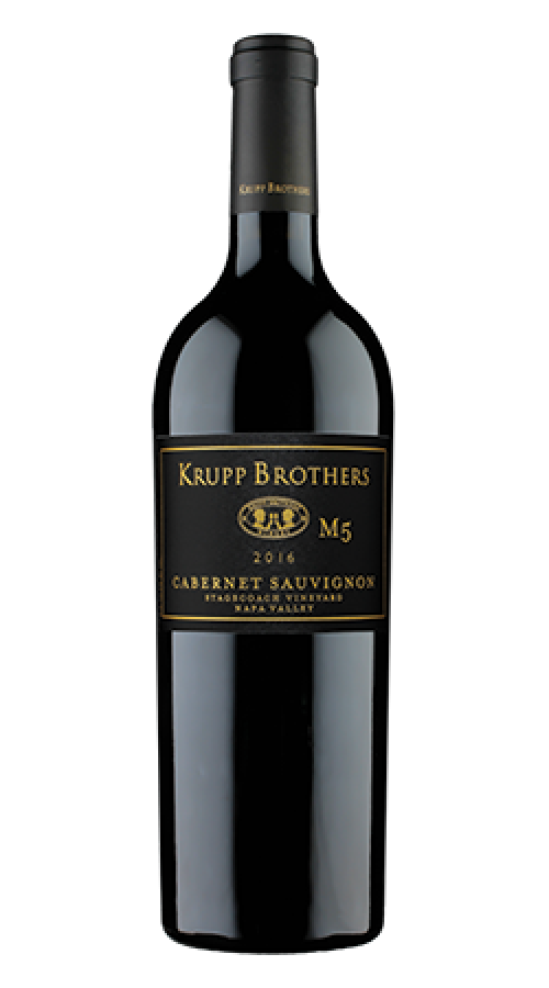 2016 Krupp Brothers M5 Cabernet Sauvignon Stagecoach Vineyard 750ml