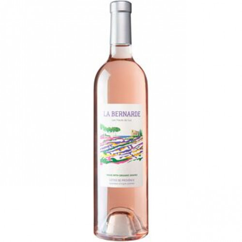 2019 La Bernarde Rose 750ml