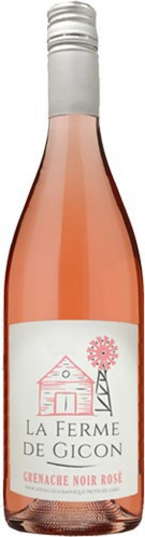 2019 La Ferme De Gicon Rose 750ml
