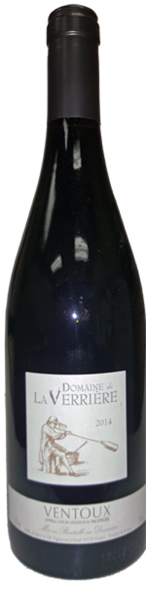 2014 La Verriere Rouge Ventoux 750ml