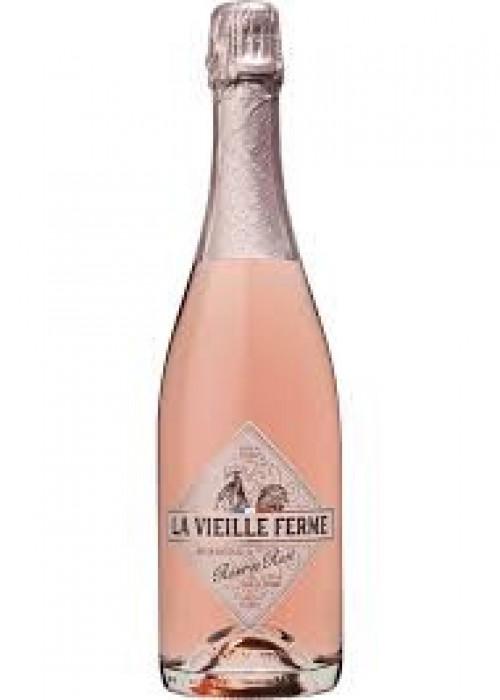 La Vieille Ferme Sparkling Reserve Rose 750ml NV
