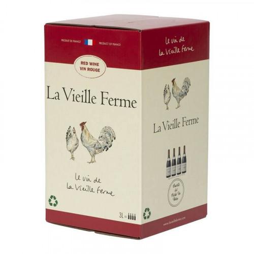La Vieille Ferme Red 3L Box NV