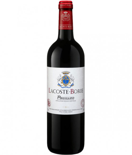 2016 Chateau Lacoste-Borie Pauillac 750ml