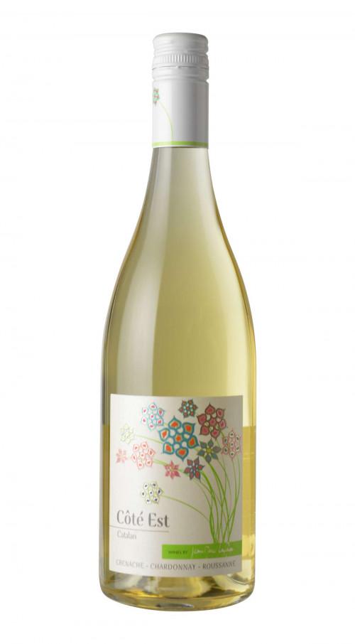2017 Lafage Cote Est Blanc Catalane 750Ml
