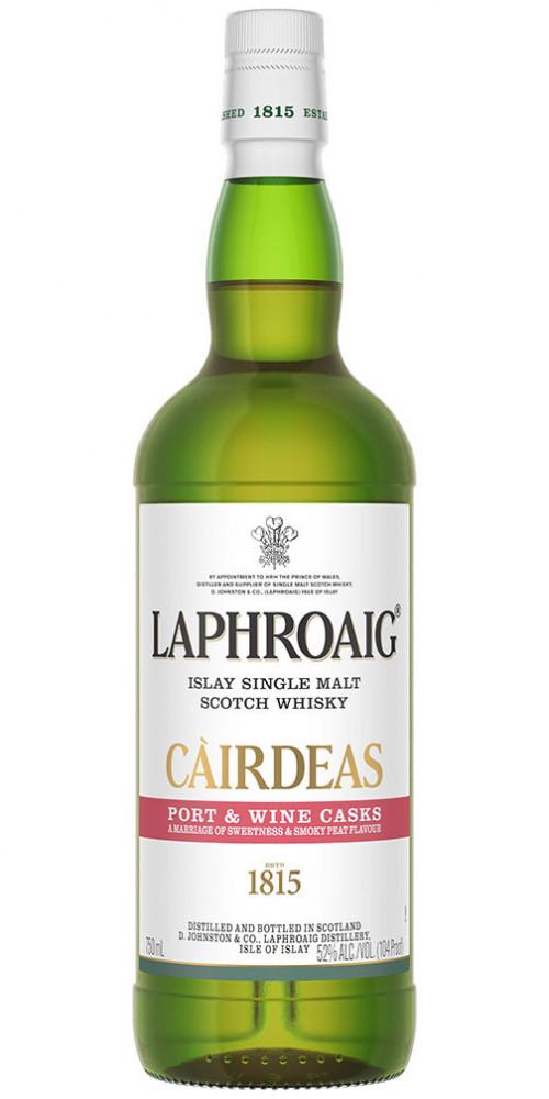 Laphroaig Cairdeas Port & Wine Casks Islay Single Malt 750ml