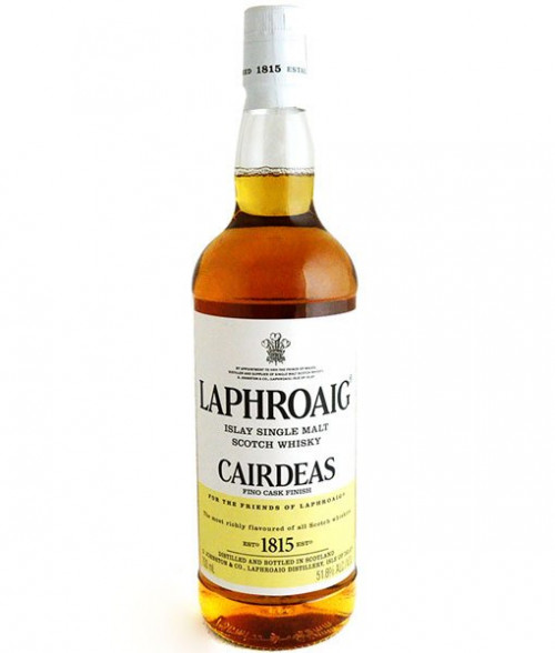 Laphroaig Cairdeas Fino Cask Finish Islay Single Malt Scotch Whisky 750ml
