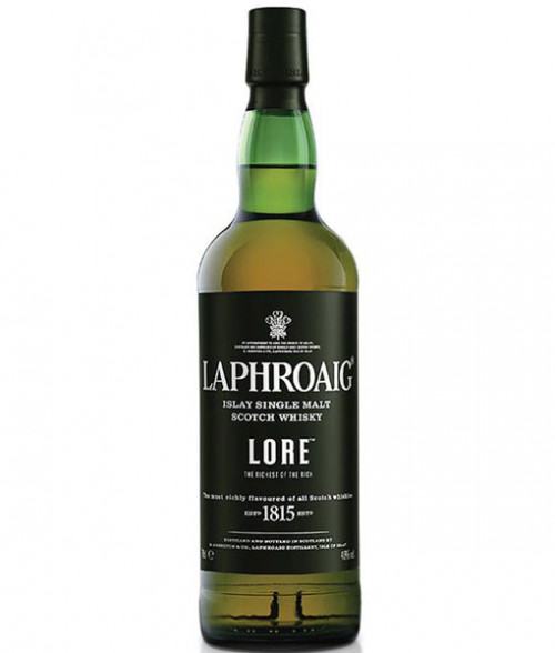 Laphroaig Lore Islay Single Malt Scotch 750ml