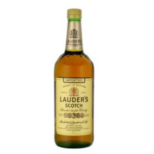 Lauder's Blended Scotch 1L