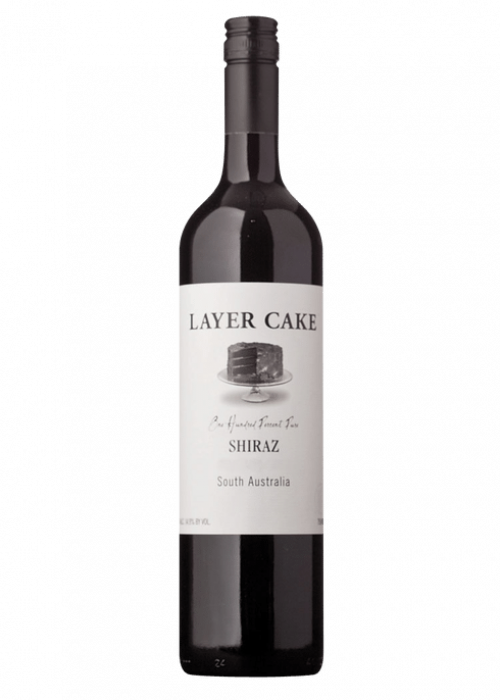 Layer Cake Shiraz 750ml