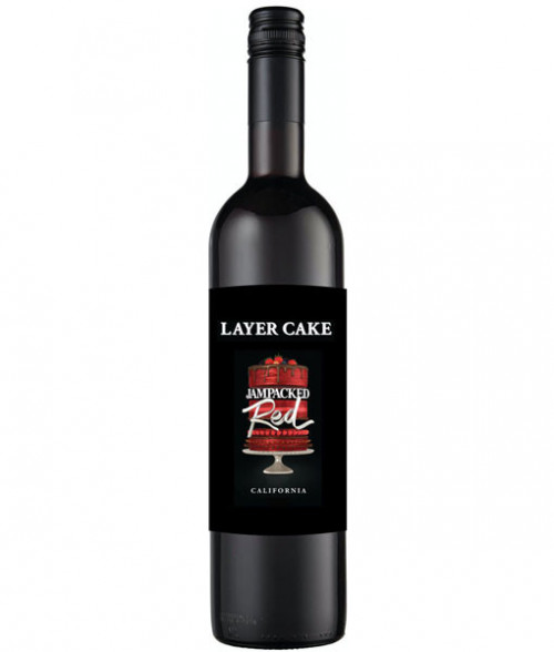 Layer Cake Jampacked Red 750ml NV