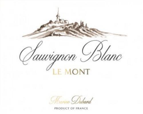 2019 Dubard du Mont Sauvignon Blanc 750ml