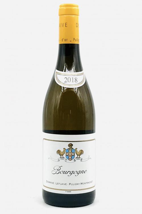 2018 Domaine Leflaive Bourgogne Blanc 750ml