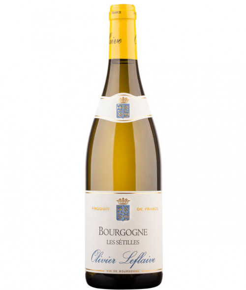 2018 Olivier Leflaive Les Setilles Bourgogne 750ml