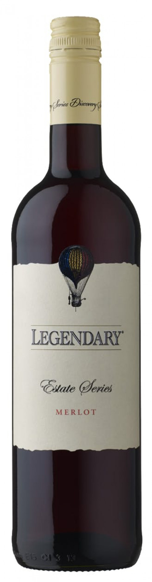 2018 Cramele Recas Legendary Merlot 750Ml