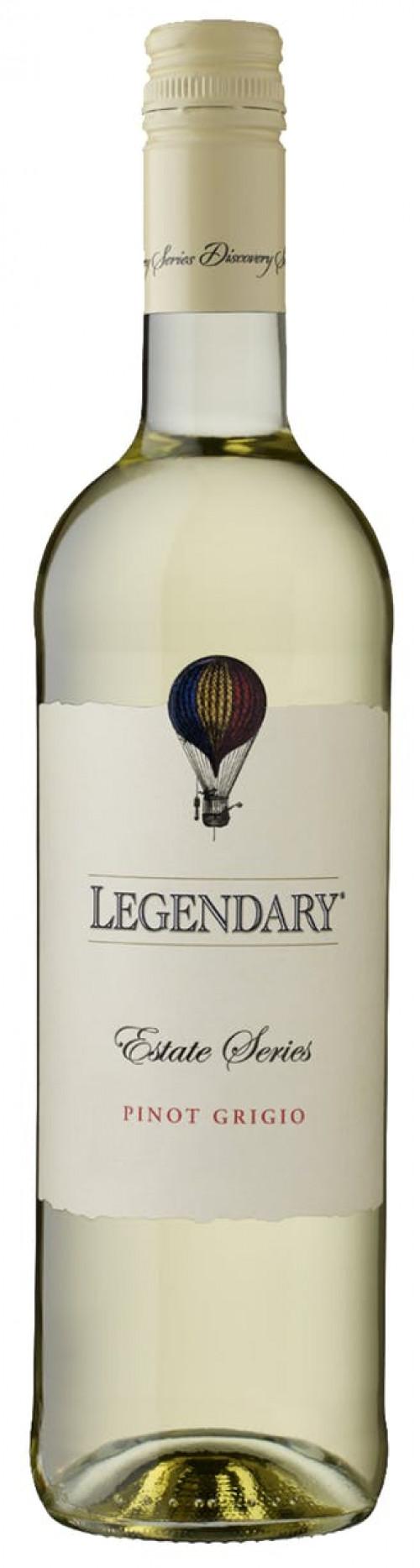 2019 Cramele Recas Legendary Pinot Grigio 750Ml