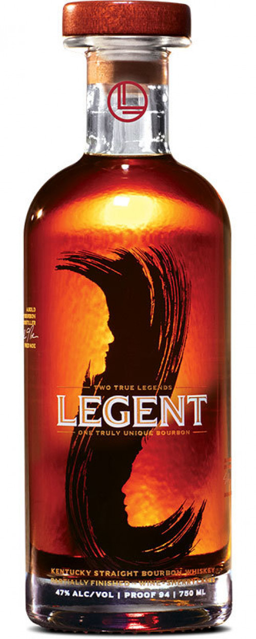 Legent Kentucky Straight Bourbon Whiskey 750ml