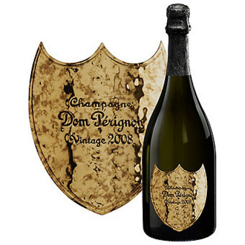2008 Lenny Kravitz Edition Dom Perignon 750ml