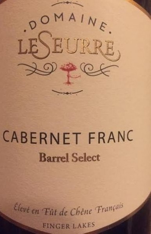 2015 Domaine Le Seurre Cabernet Franc Barrel Select 750ml