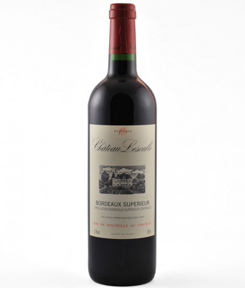 2015 Chateau Lescalle Rouge 750ml