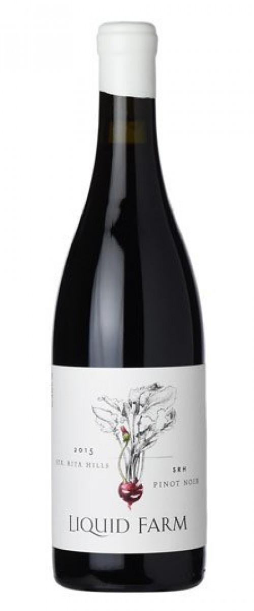 2015 Liquid Farm Pinot Noir SRH 750ml