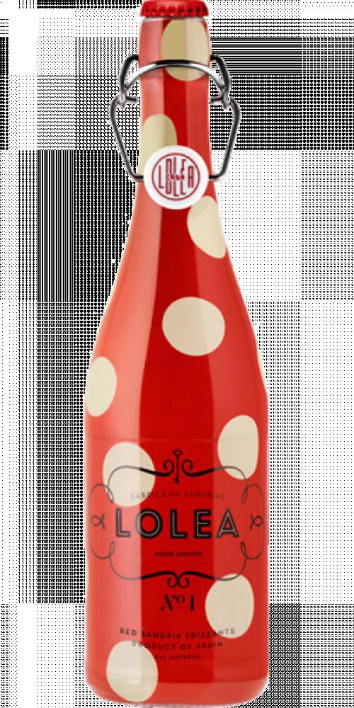 Lolea Red Sangria No. 1 750ml NV