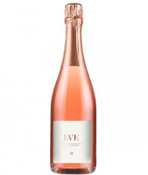 LVE Sparkling Brut Rose 750ml NV