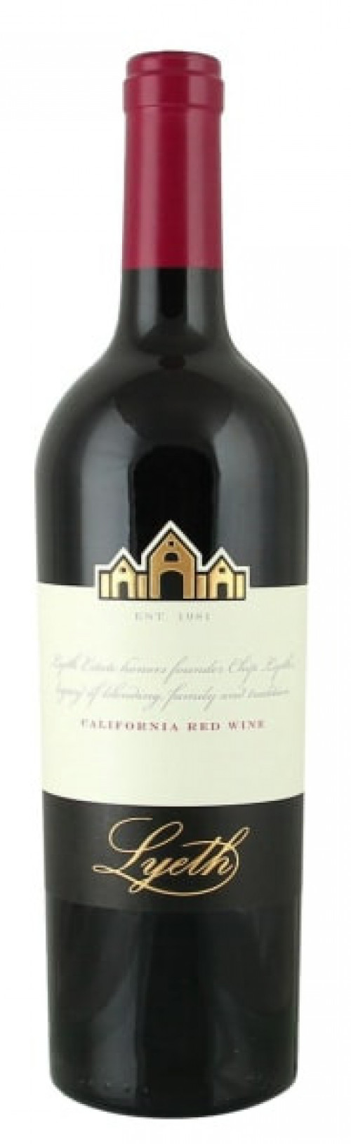 2018 Lyeth Red Wine 750ml