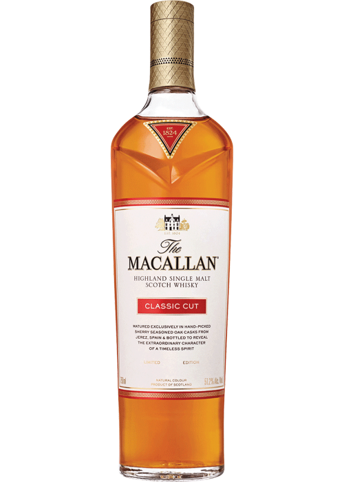 Macallan Classic Cut 2019 Edition 750ml