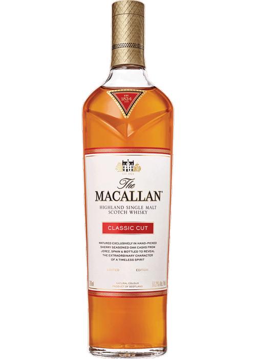 Macallan Classic Cut 2019 Edition 750ml