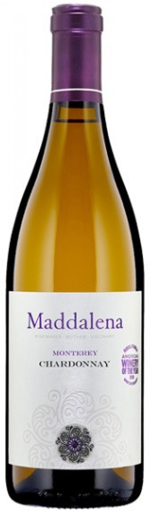2017 Maddalena Monterey Chardonnay 750ml