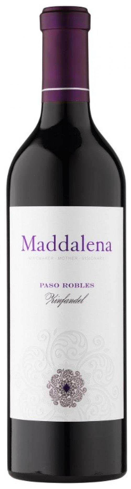 2016 Maddalena Paso Robles Zinfandel 750ml