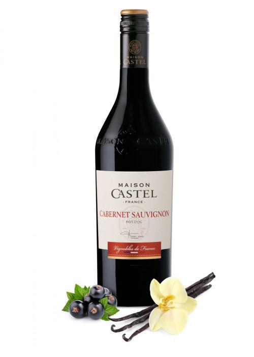 2016 Maison Castel Cabernet Sauvignon 750ml