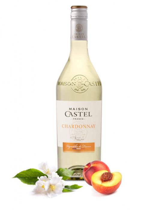 2017 Maison Castel Chardonnay 750ml