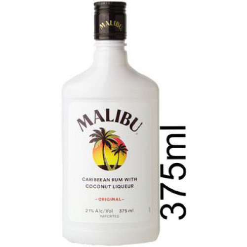 Malibu Coconut Rum 375ml