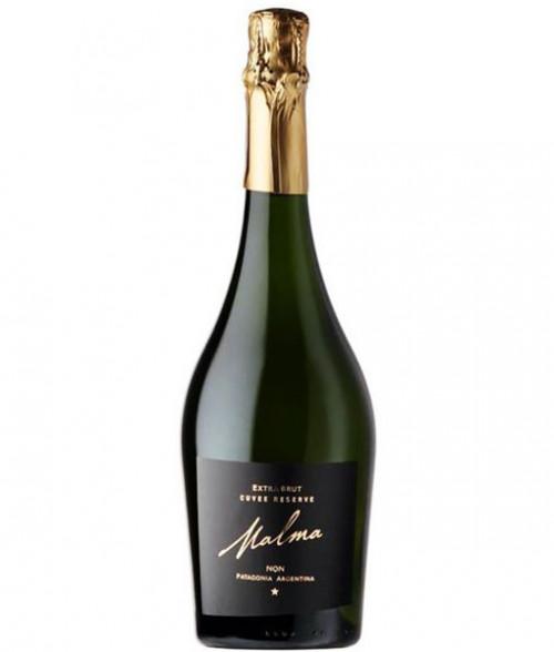 Malma Extra Brut Cuvee Reserve NV  Pinot Noir 750Ml