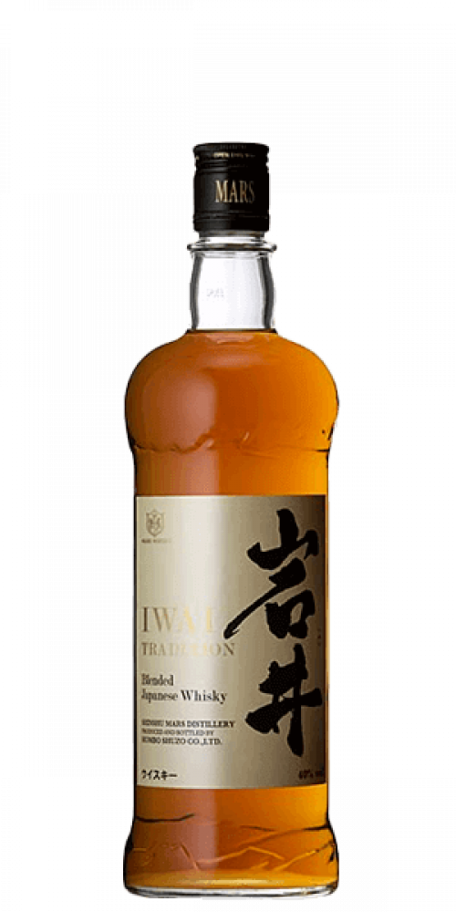 Iwai Tradition Mars Whisky 750ml