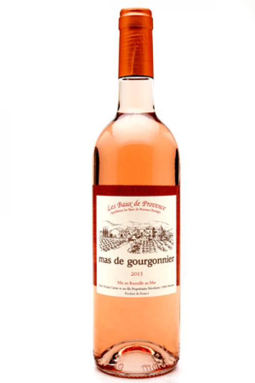 2019 Mas de Gourgonnier Les Baux de Provence Cuvee Tradition Rose 750ml