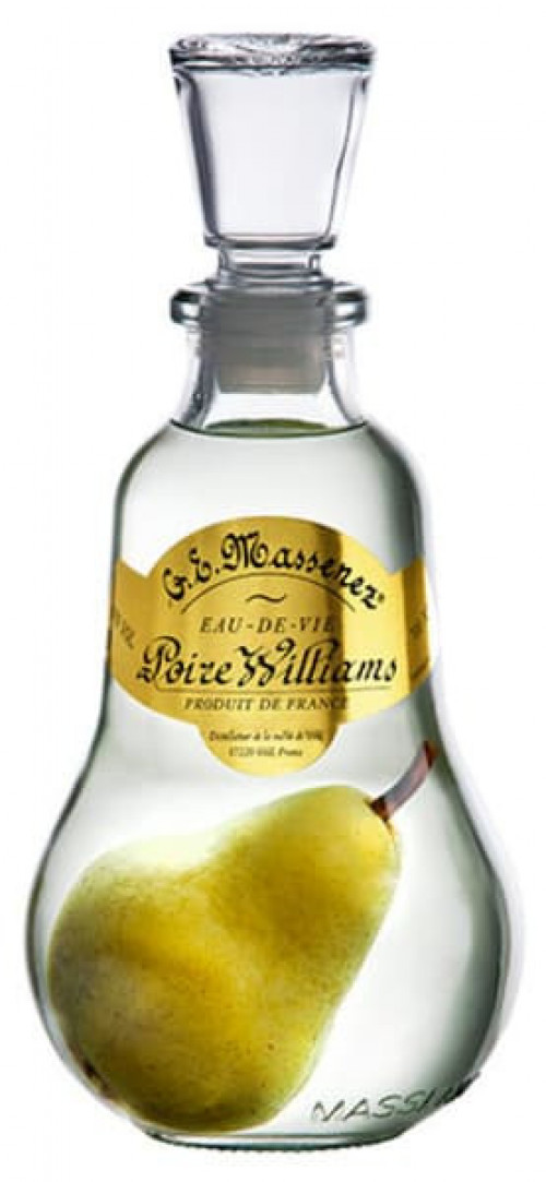 G.E. Massenez Poire Williams Eau-de-Vie 750ml