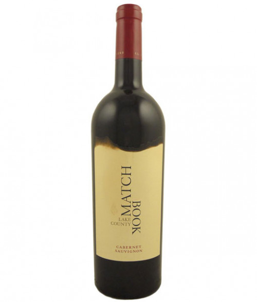 Match Book Cabernet Sauvignon 750Ml