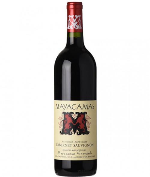 2014 Mayacamas Mount Veeder Cabernet Sauvignon 750ml