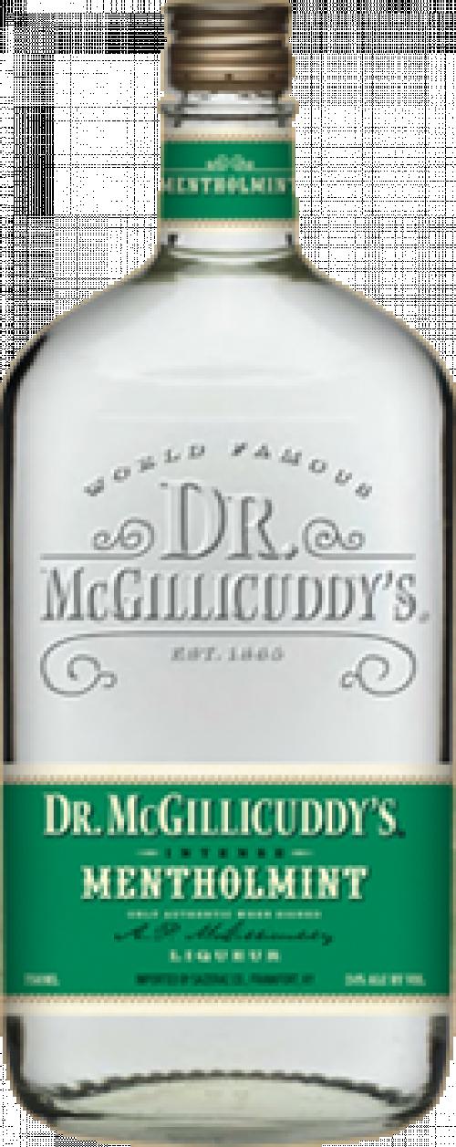 Dr. McGillicuddys Mentholmint Schnapps 1L